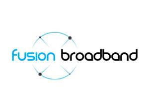 Fusion Broadband Logo