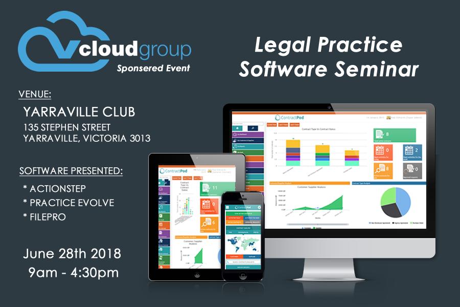 Legal Software Seminar